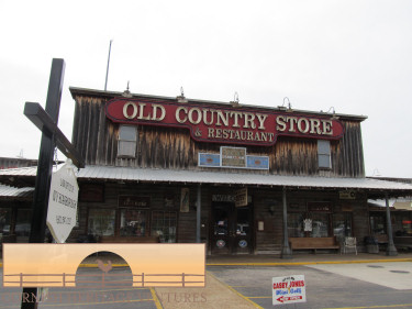 Casey Jones Old Country Store & Restaurant PLUS Train Museum in Jackson, TN