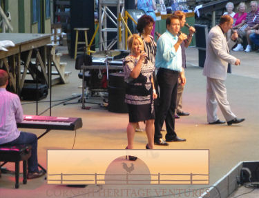 Groups at Southern Gospel Picnic | Cornish Heritage Ventures