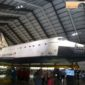 Space Shuttle Endeavour at the California Science Center in Los Angeles