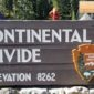 Hovis at the Continental Divide :)