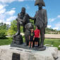 MT – Day 2 – Lewis and Clark Interpretive Center, Sioux City, IA