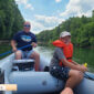 Floating the Meramec River :)